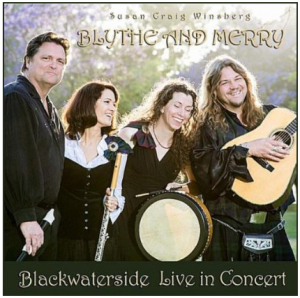 Blackwaterside - Blithe and Merry CD